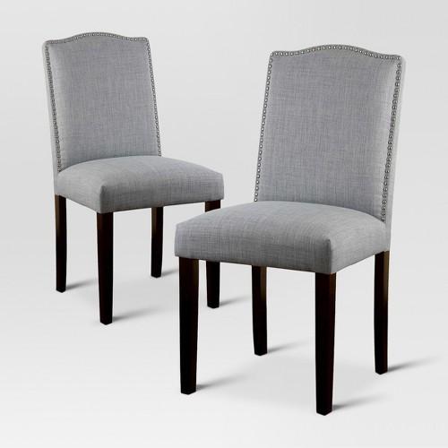 Camelot Nailhead Dining Chair - Threshold™ | eBay