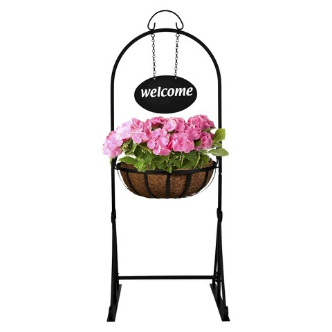 CobraCo™ Welcome Garden Hanging Basket Planter