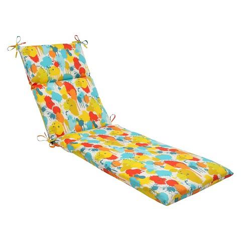 Outdoor Chaise Lounge Cushion Neddick Tar
