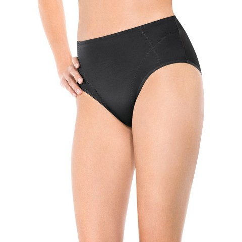 ASSETS® by Sara Blakely a Spanx® Brand Women's Perfect Panties Tummy Control Hi-Cut Briefs