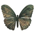 3-D Metal Reflective Wall Art Butterfly