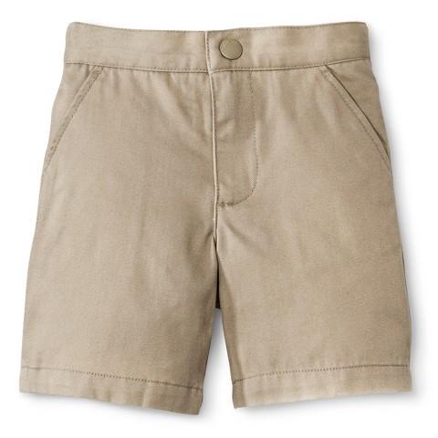Cherokee® Toddler School Uniform Flat Front Short