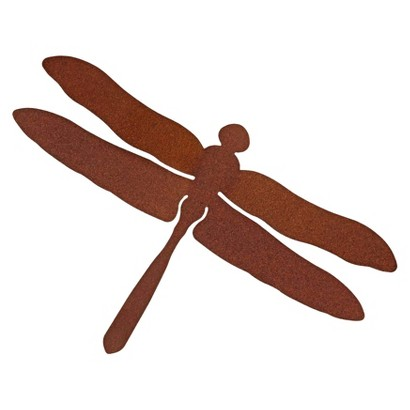 3-D Metal Wall Art Dragonfly