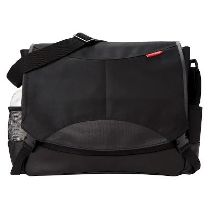 Skip Hop Swift Changing Station Diaper Bag - Black