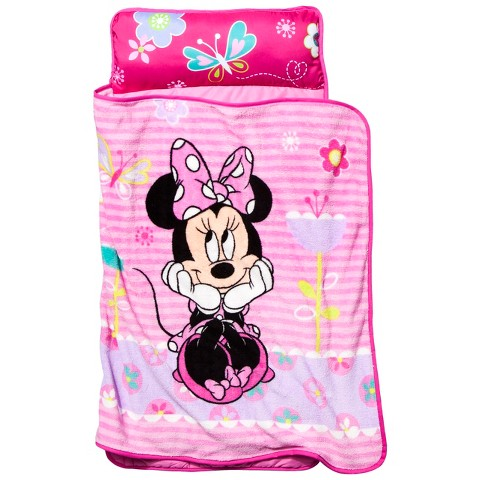 Disney® Minnie Mouse Toddler Nap Mat - Pink