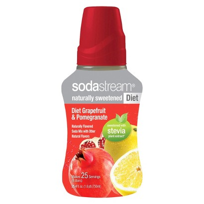 sweetened diet grapefruit pomegranate soda mix find soft drinks ...