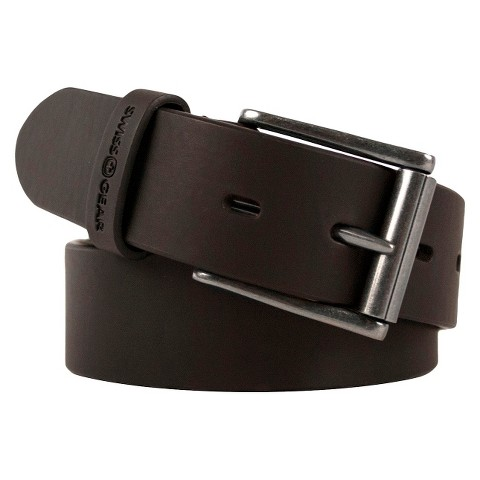 Swiss Gear Men's Brown Belt