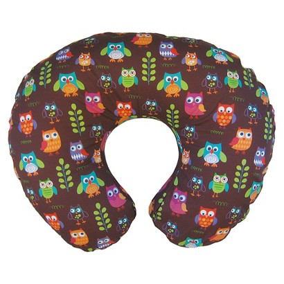 Boppy Designer Nursing Pillow Slipcover - Owl Forest