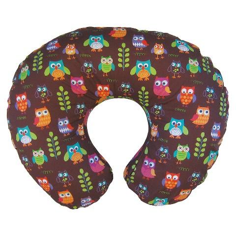 Boppy Designer Nursing Pillow Slipcover - Owl Forest