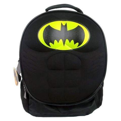 Warner Backpack Batman - Black