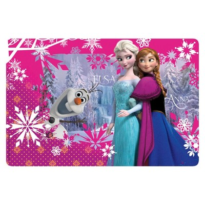 Zak Designs Frozen Placemat