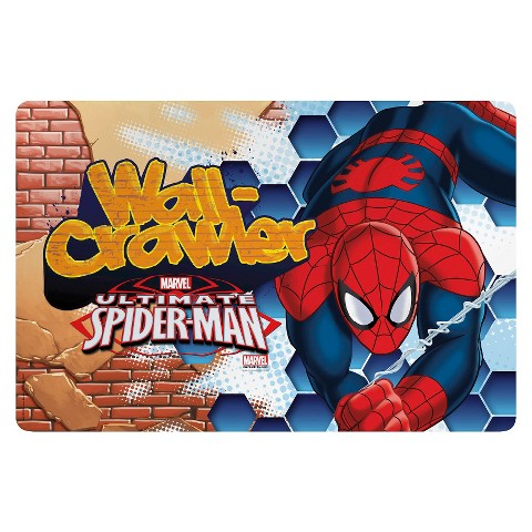 Spiderman Polypro Placemat