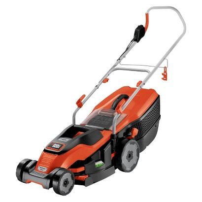 "Black & Decker 15"" Corded Mower with Edge Max"