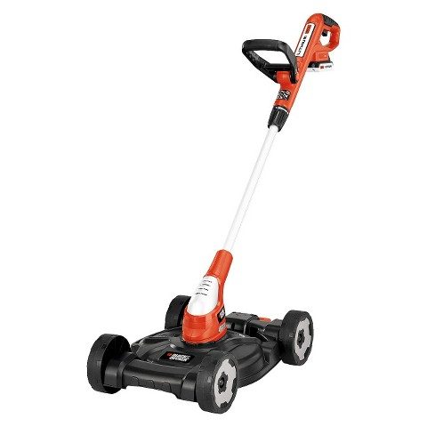 Black & Decker Cordless City Mower Kit
