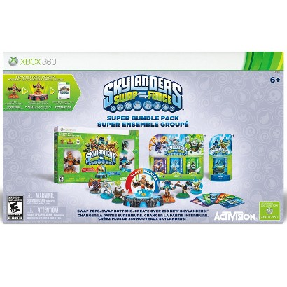 Skylanders Swap Force Super Pack (Xbox 360)