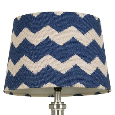 Threshold™ Chevron Shade Small - Midnight Blue