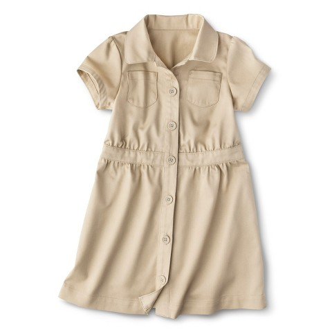 Cherokee Toddler Girls School Uniform Shor Tar