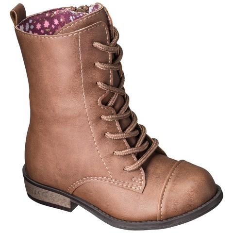 Toddler Girl's Cherokee® Davianna Fashion Boots - Brown