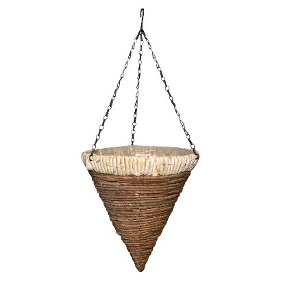Carlson Natural Hanging Basket