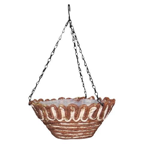 Kingston Natural Hanging Basket