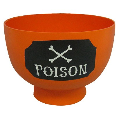 Image of Halloween Small Poison Candy Bowl