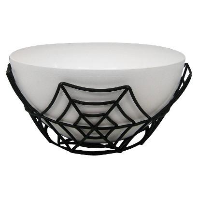 Image of Halloween Metal Sugar Bowl