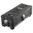 Halloween Animated Pop-Up Skeleton in Coffin