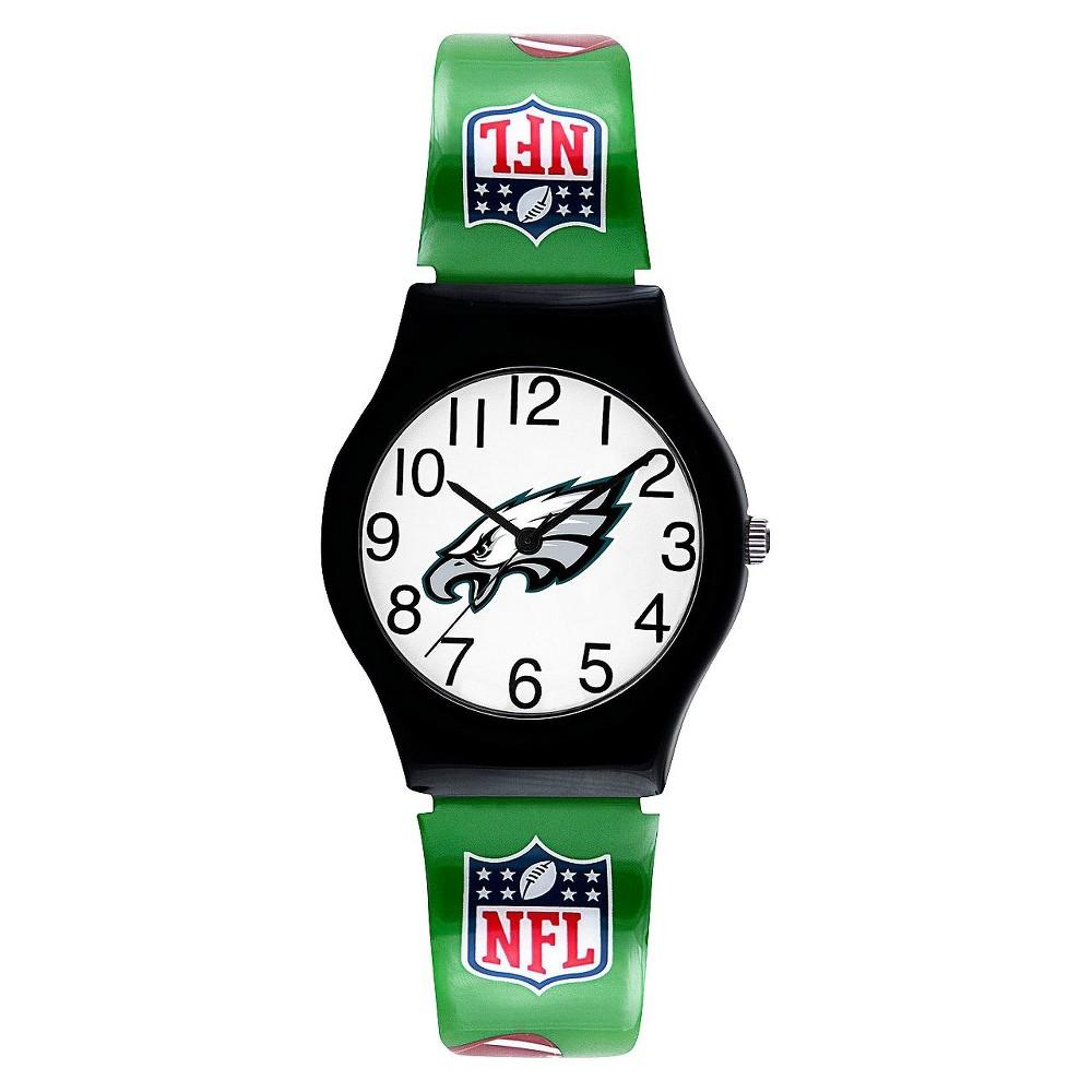 Kids Game Time Jv Series Watch Philadelphia Eagles - Green, Boy's