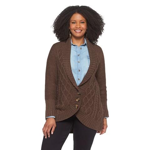 Women'S Cardigan Sweaters Plus Size 35