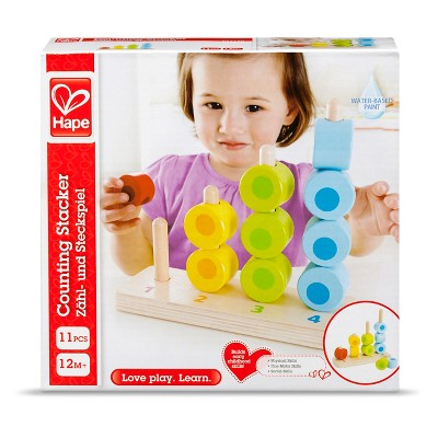 Hape Stacking Counter