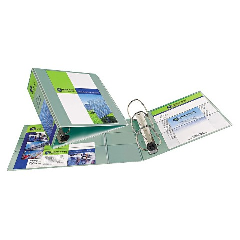 """Avery® 2"""" Heavy Duty View Binder with One Touch EZD Rings"""