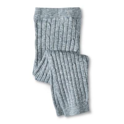 Infant Toddler Girls' Sweater Legging - Heather Grey 12 M