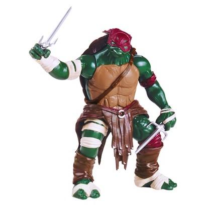 Teenage Mutant Ninja Turtles Movie Deluxe Figure Raphael