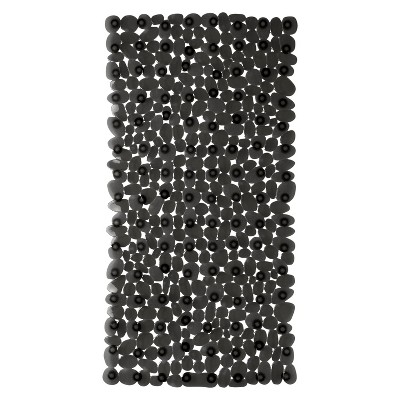 Room Essentials™ Scattered Threads Stone Bath Mat - Clear