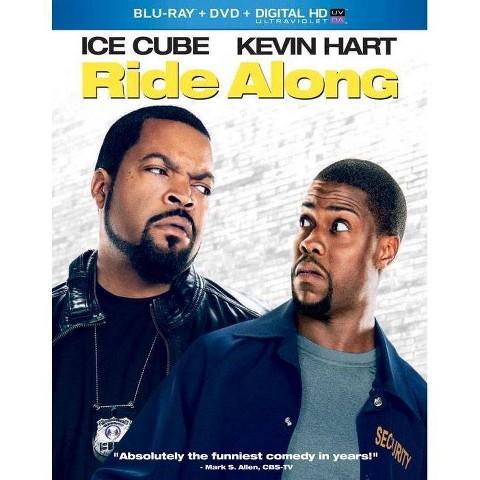 Ride Along (2 Discs) (Includes Digital Copy) (UltraViolet) (Blu-ray/DVD) (W) (Widescreen)