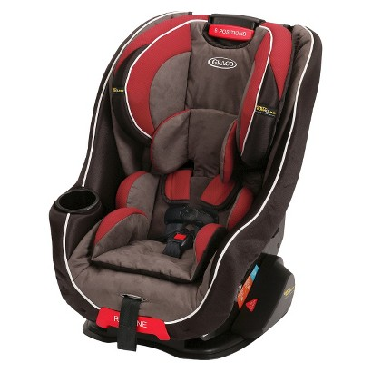 Graco® Headwise 70 Convertible Car Seat featuring Safety Surround