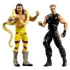 "WWE Battle Pack Jake ""The Snake"" Roberts & Dean Ambrose Figure 2-Pack"