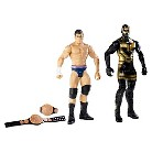 WWE Battle Pack: Cody Rhodes vs. Goldust 2-Pack Action Figures