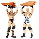 WWE Battle Pack: CM Punk vs. Ryback with Table Figure (2-Pack)