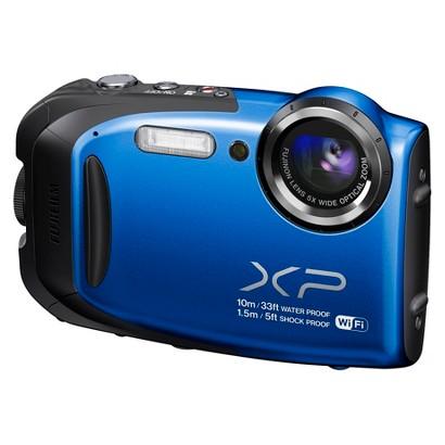 Fujifilm FinePix XP70 Waterproof 16MP Digital Camera with 5X Optical Zoom