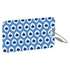 RuMe® 2 Piece Set Luggage Tags- Blue