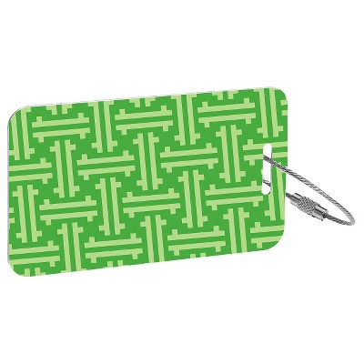 RuMe® 2 Piece Set Luggage Tags - Green