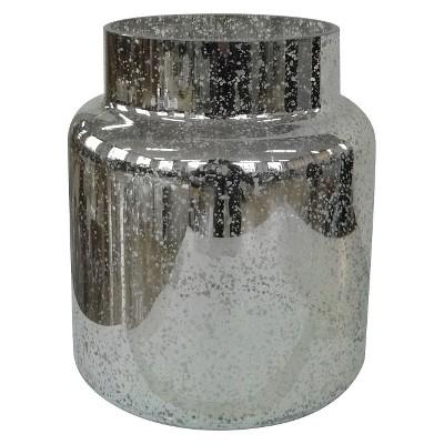 "8"" Metallic Vase - Threshold™"