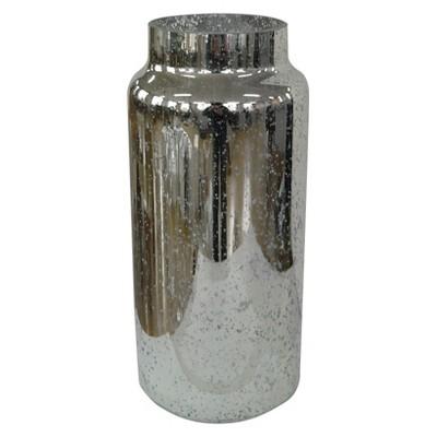 "13"" Metallic Vase - Threshold™"