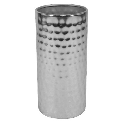 "8.4"" Metallic Vase - Threshold™"
