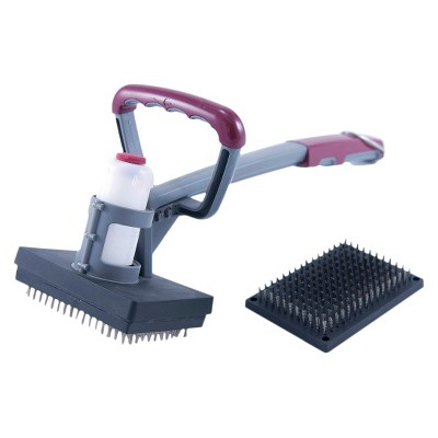 Charcoal Companion® Grill Steam Cleaning Brush