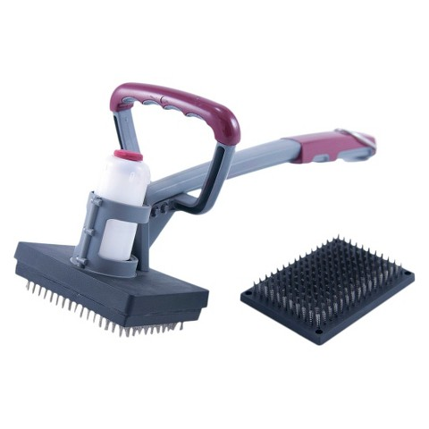 Charcoal Companion Grill Steam Cleaning Brush