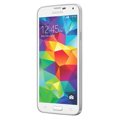 Sprint Samsung Galaxy S5 with New 2-year Contract - White