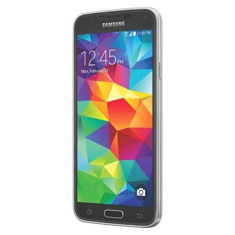 Sprint Samsung Galaxy S5 with New 2-year Contract - Black