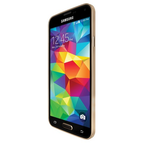 Verizon Samsung Galaxy S5 Cell Phone with New 2-year Contract - Gold